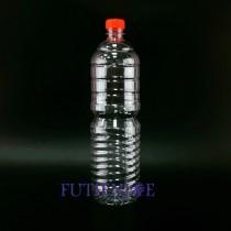 1400cc紅蓋PET果汁瓶(120支/箱)