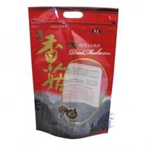 FJ-2009 一斤紅香菇 手提夾鏈立袋 (320*480+75mm)(50入/包)