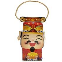 福氣財神 半斤盒#NA01-1(8.5*10.5*19cm)