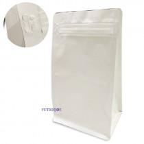 250g 白牛側拉方底夾鏈立袋 (110+40*190mm)(50入/包)