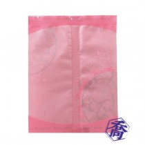 FJ-292 簡約(粉) KOP保鮮餅乾袋 (11*14.5cm)