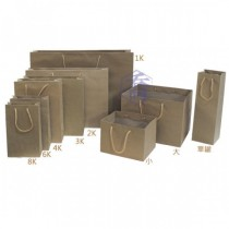 FJ-3K本牛手提紙袋(31.5*11*28cm)