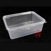 0.7公升 PP保鮮盒(15.5*11.5*5.5cm)