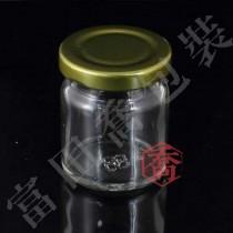 TB-71 雞精瓶60cc (4.8*6cm)