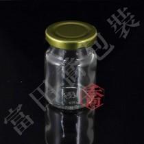 TB-93 雞精瓶80cc (4.8*7.5cm)