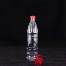 800cc紅蓋PET果汁瓶(120支/箱)