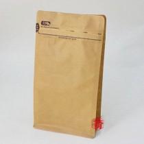 【出清特惠】FJ-501 本牛方底夾鏈立袋 (130+80*240+74mm)(50入/包)