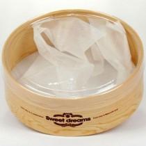 18cm圓盒-木紋(1個)