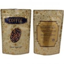 一磅 特選咖啡 夾鏈氣閥袋 (180*270+45mm)(50入/包)
