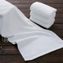 餐廳用白毛巾(12條/打)