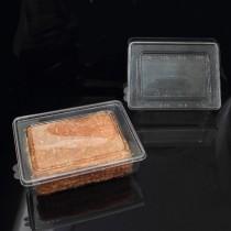 FJ-001 肉紙PET保鮮盒  (195*150*55mm)(50組/包)
