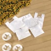 10斤全白袋【花袋/塑膠袋/背心袋/市場袋】