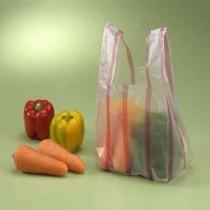 半斤條袋【花袋/紅白袋/塑膠袋/背心袋/市場袋】