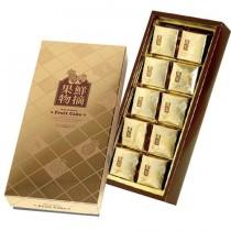鮮摘果物 10入鳳梨酥盒(12*29.8*4.4cm)