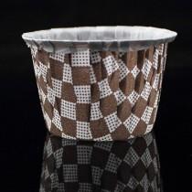 瑪芬杯(43*39*60mm)咖啡格(25入/串)