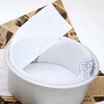 【買10送1】6寸全白蛋糕圍邊紙(50入/包)