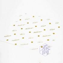 乳酪防油紙-晶星(18*18cm)(200張/包)