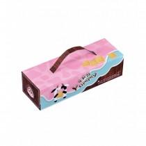 快樂牛 12入牛軋餅盒(17*9.5*7cm)