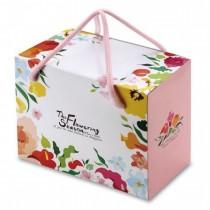 花開季節+隔板2罐提盒(18.5*10*15 cm)