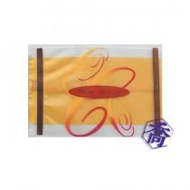 【特惠】進口-310-1 THE BEST(桔) PET餅乾袋 (8.5*12.5cm)
