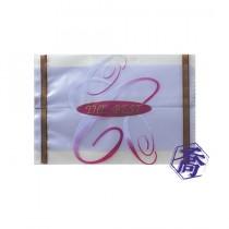 【特惠】進口-310-1 THE BEST(紫) PET餅乾袋 (8.5*12.5cm)