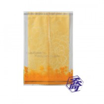 【特惠】FJ-311 花語(桔) KOP保鮮餅乾袋 (8.5*12.5cm)