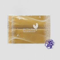 FJ-318 幸福鳥(金) KPET保鮮餅乾袋 (7*10cm)