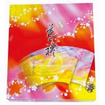 【預訂】3202 花之禮 5罐紅底禮盒(27.5*31.7*7cm)