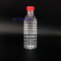 330cc紅蓋PET果汁瓶(120支/箱)