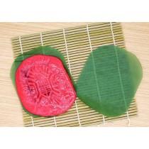 草粿紙12*15CM(綠)200張/包