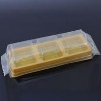 喬3入 蛋黃酥KPET折角透明袋(7*30*5cm)(100入/包)