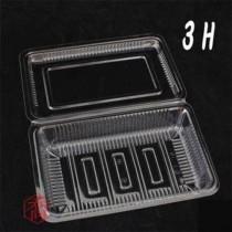 3H OPS食品盒(19*12.6*4cm)(100入/包)