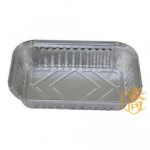 440/35方型鋁箔(17.6*10.9*3.9cm)(125入/串)