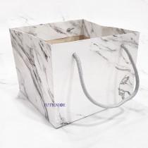 FJ-大理石4入平放袋(配4格盒)(18*18*14cm)