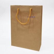 FJ-4K本牛手提紙袋(21.8*9.1*30.3cm)
