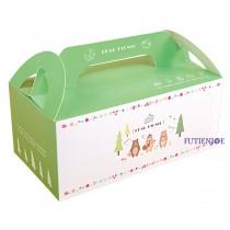 樂樂熊 4K野餐盒(24*15.4*9cm)