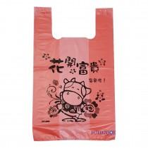 5斤牛年印刷袋(紅)