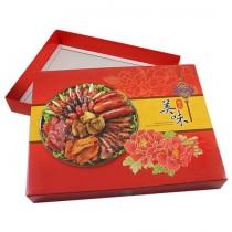美味 5斤臘味盒(25.6*33.8*4.5cm)