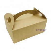 牛皮 5K野餐盒(20.5*14.5*9cm)