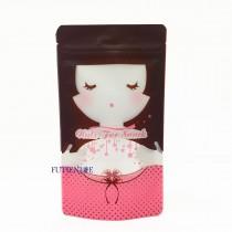 FJ-670 甜蜜蜜 夾鏈立袋 (120*210+35mm)(50入/包)