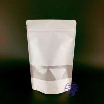 六兩雲龍開窗(白)夾鏈立袋 (150*235+40mm)(50入/包)
