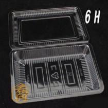 6H OPS食品盒(21*15*4.3cm)(100入/包)