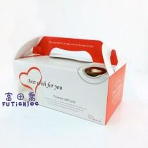 心咖啡 6K野餐盒(21.5*11.5*9cm)