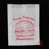 896漢堡防油紙袋(14.5*19cm)(100入/包)