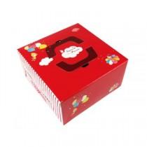 花仙子 6吋手提蛋糕盒 (17.7*17.7*10.5cm)