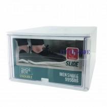 9955RS 加厚壓克力硬鞋盒 (27.5*36*17cm)