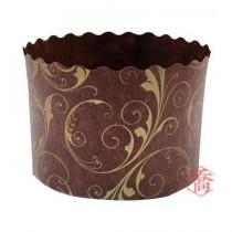 金芬杯(60*40mm)(咖啡金)(100入/串)