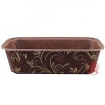 富貴彩盒(咖啡-中)烘烤方盒(158*55*52mm)(30入/串)