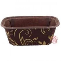 富貴彩盒(咖啡-小)烘烤方盒(80*40*40mm)(30入/串)