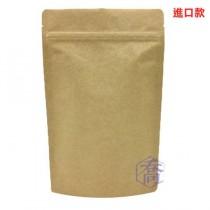 進口-全牛皮不透光保鮮立袋 (160*250+50mm)(50入/包)